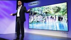 Özönlenek majd 2019-ben a 8K-s tévék kép