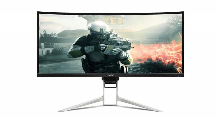 Tetszetős gamermonitort villantott az Acer kép