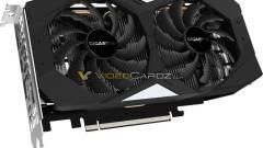 Képeken a Gigabyte GeForce RTX 2060 kép