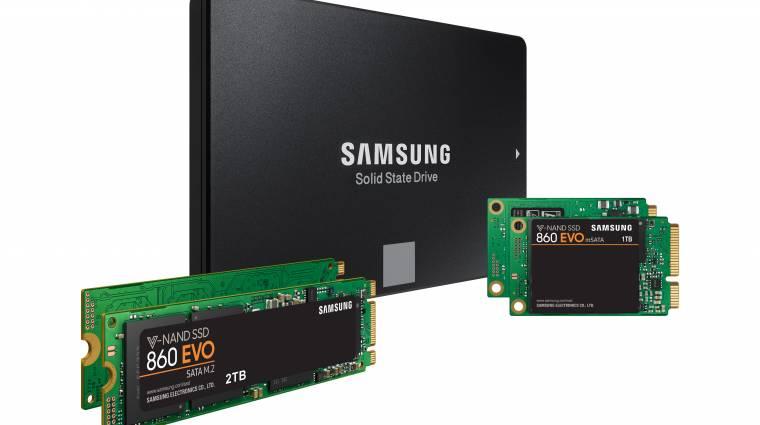 Tovább csökkenhet az SSD-k ára kép