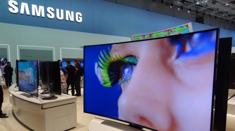 Samsung okostévékre mehet a Google Assistant kép