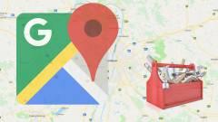 Mostantól érdekes helyeket is ajánl a Google térképe kép