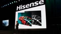 Ötletes kijelzőtechnológiával hódíthat a monitorpiacon a Hisense kép