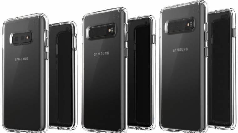 Felturbózott akkumulátorokkal jönnek a Galaxy S10 okostelefonok kép