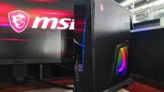 Kompakt, de bivalyerős gamergépeket rakott össze az MSI kép