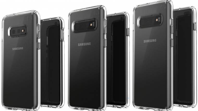Más nevet kaphat a Samsung Galaxy S10+ kép