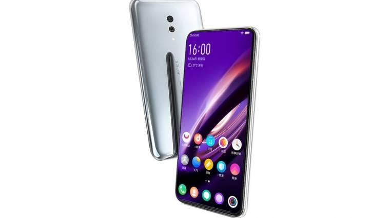 Soha nem láttál még olyan mobilt, mint a Vivo Apex 2019 kép