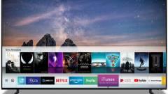 A Google asszisztensét és az iTunest is támogatják a Samsung legújabb okostévéi kép
