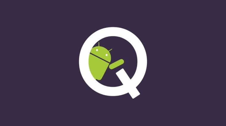 Kiszivárgott az Android Q kép