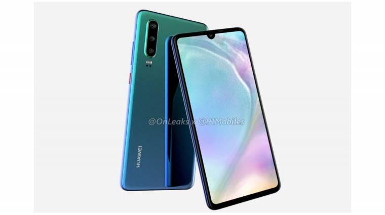 5G-s mobil is jön a Huawei P30 széria mellé kép