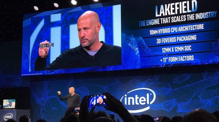 Az Intel megváltaná a világot a Lakefield chippel kép