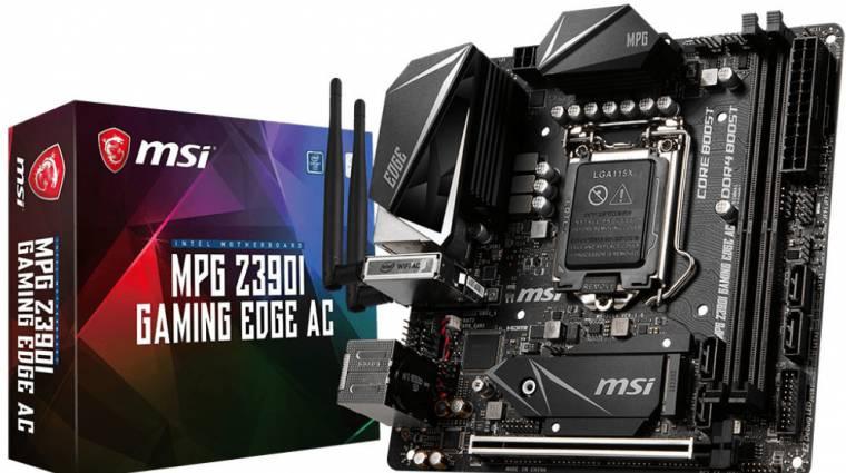 DDR4-es világrekordot döntött az MSI kép