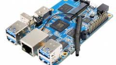 Itt a Raspberry Pi egyik kiváló alternatívája kép