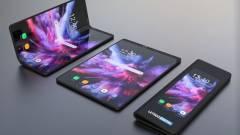 Tényleg 2000 euróba kerülhet a Samsung összehajtható mobilja kép