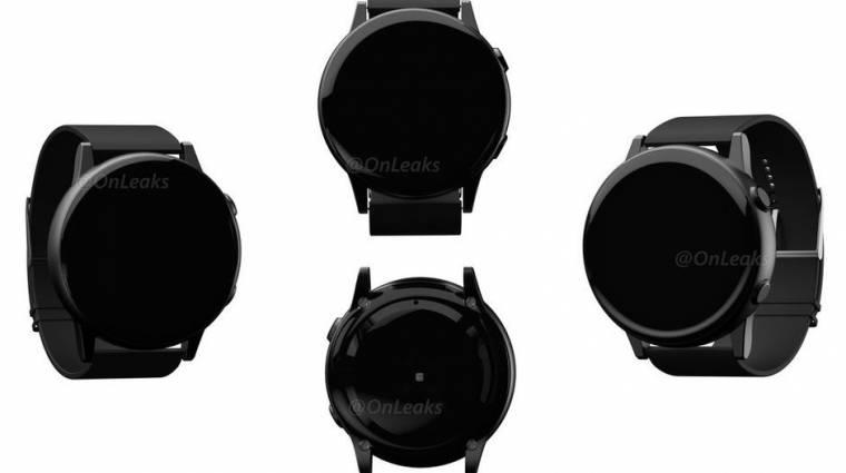 Ez lehet a Samsung Galaxy Watch utódja kép