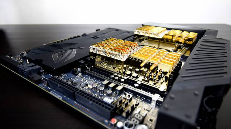 192 GB RAM-ot tenne a gépedbe a G.Skill kép