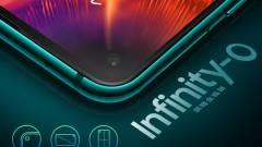 Hamarosan megjelenik a fúrt kijelzős Galaxy A9 Pro kép