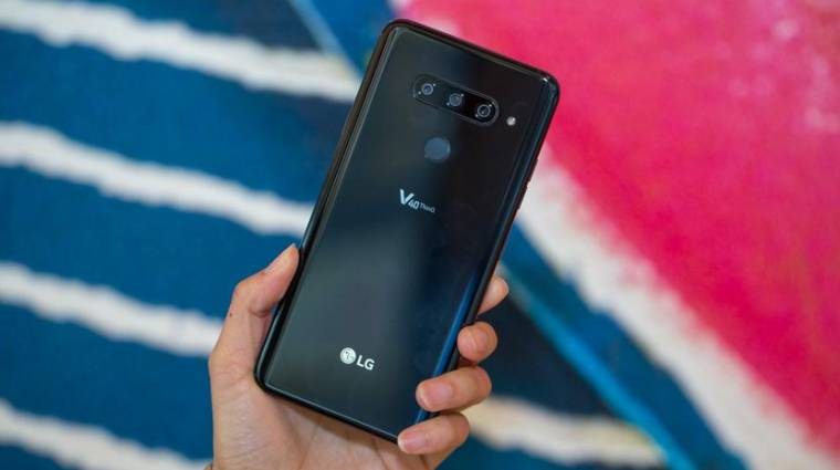 Máris 6G-s mobilokat fejleszt az LG kép