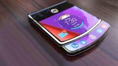 Összehajtható mobilként támad fel a Motorola Razr kép