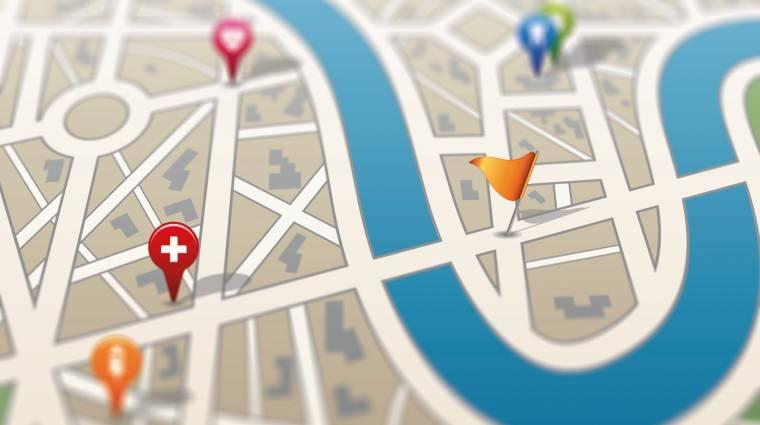 Kamu navigációs appok vannak a Play Áruházban kép