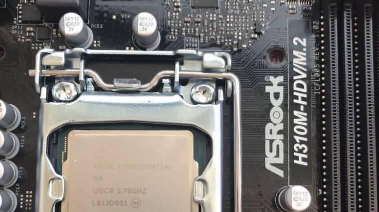 Takarékos lesz az Intel Core i9-9900T kép