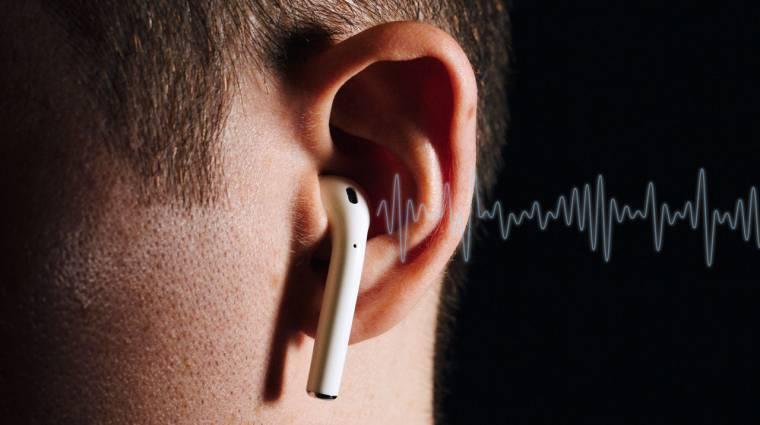 Lehallgatásra és iskolai csalásra is jó az iPhone-ok új funkciója kép
