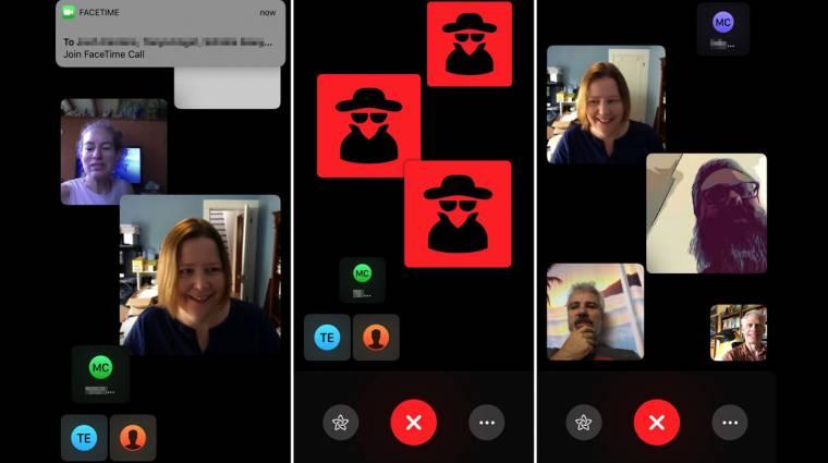 Ronda Apple hibát fedeztek fel: lehallgathatnak, kukkolhatnak FaceTime-on! kép
