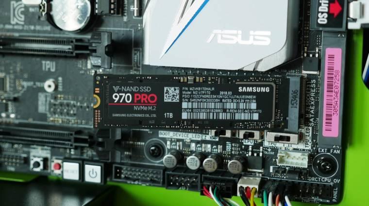 Így nézd meg, hogy egészséges-e az SSD-d kép