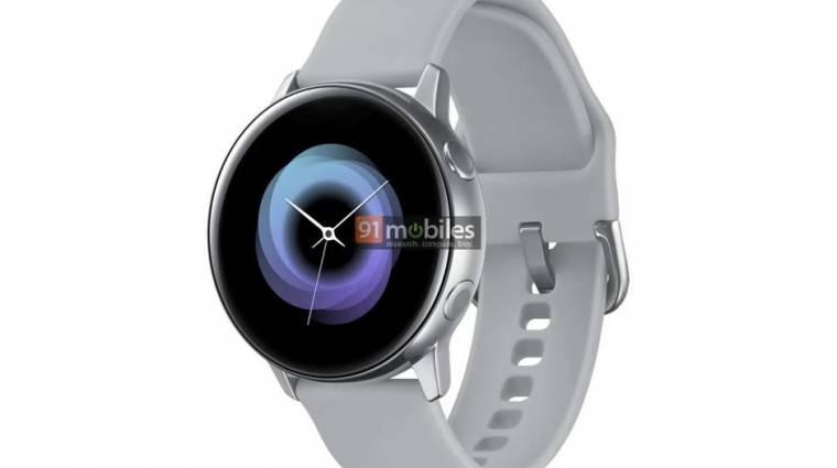 Kristálytiszta képen az új Samsung Galaxy Sport kép