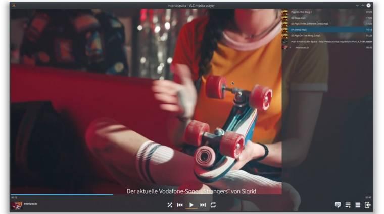Látványos megújulást hoz magával a VLC 4.0 kép