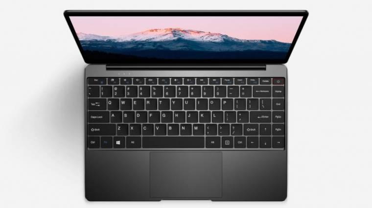 Olcsó és trendi a Chuwi legújabb laptopja kép