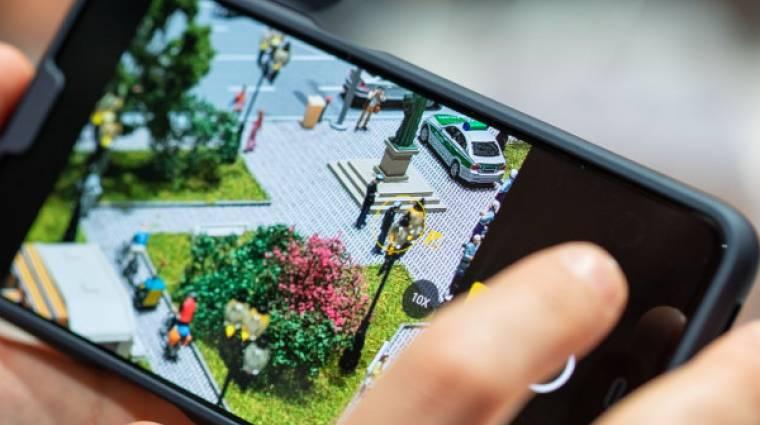 Hamarosan jön az Oppo 10x-es zoomot ígérő mobilja kép