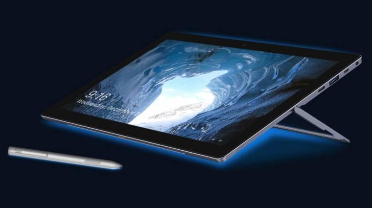 Áprilisban érkezik a Chuwi UBook windowsos táblagép kép