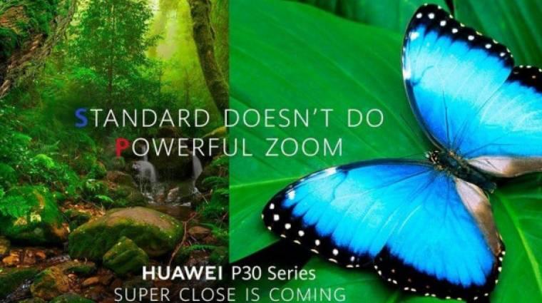 A Huawei máris beszólt a Samsungnak kép