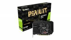 Képeken az EVGA és a Palit GeForce GTX 1660 Ti kép