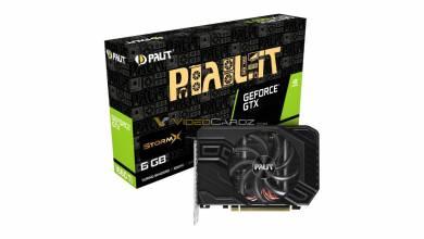 Képeken az EVGA és a Palit GeForce GTX 1660 Ti