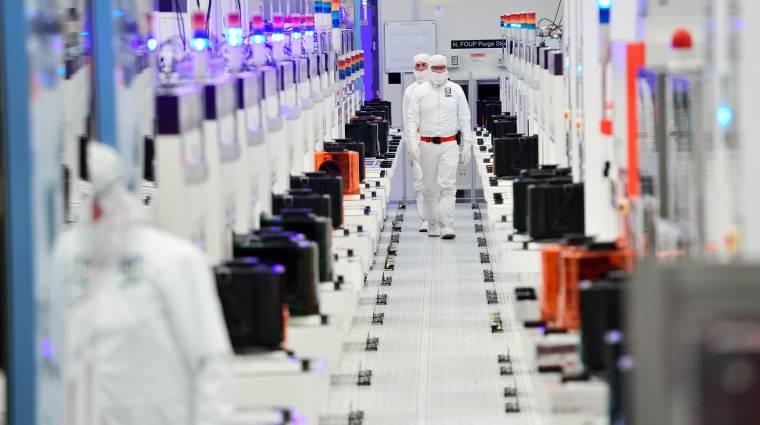 Az Intel hamarosan gyártja a DRAM és a NAND flash utódját kép