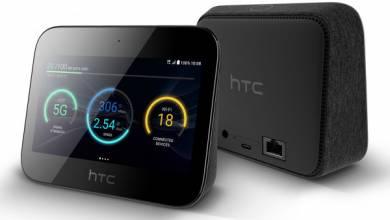 Hotspot, akkumulátor és szórakoztató eszköz egyben az HTC 5G Hub