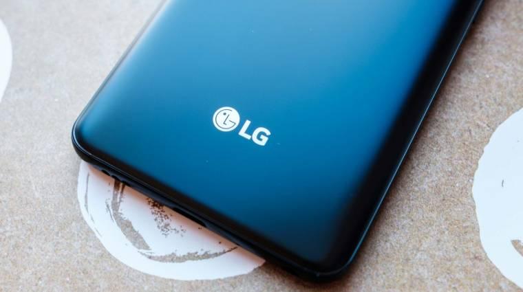 Durva szelfikamerát kap az LG G8 ThinQ kép