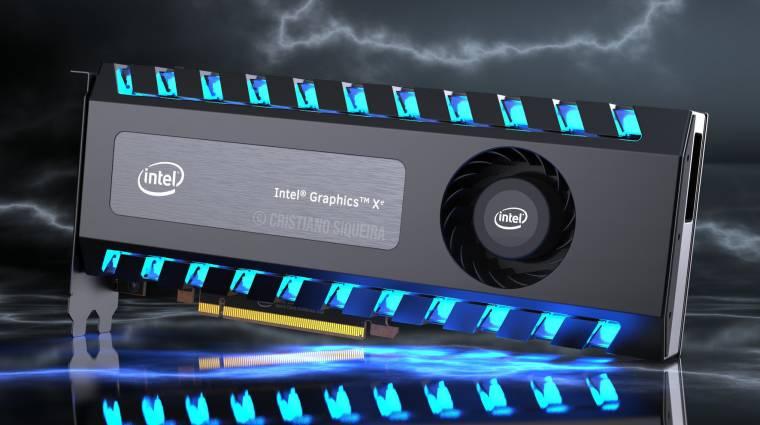 Indiai erősítéssel csapna oda a videokártyák piacán az Intel kép
