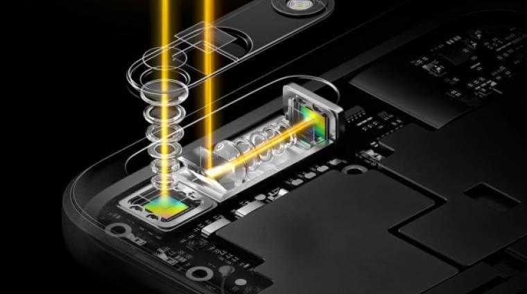 Az Oppo 10x-es zoomja lehet az MWC egyik legnagyobb durranása kép
