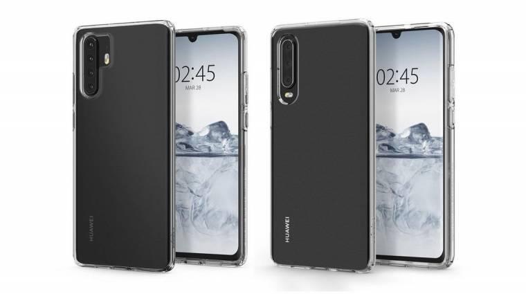 Négy hátsó kamerával támad a Huawei P30 Pro kép