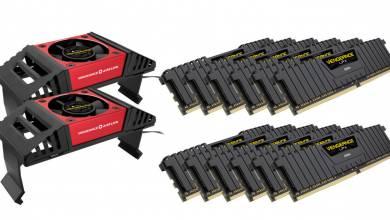 Nem játék a Corsair 192 GB-os memóriacsomagja