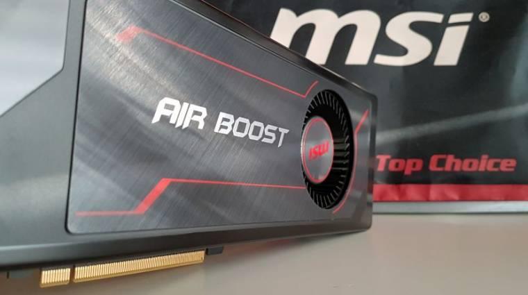 Árcsökkentésekkel vágna oda a GeForce GTX 1660 Ti-nek az AMD kép