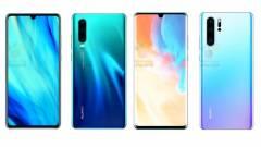 Minden kiszivárgott a Huawei P30 és P30 Pro csúcsmobilokról kép