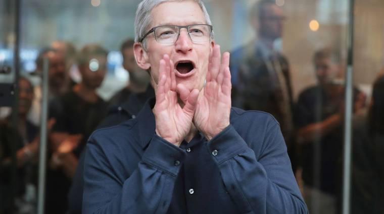 Filmes céget vagy játékkiadót vásárolhatna az Apple kép