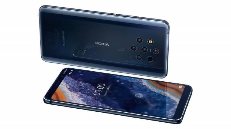 Hamarosan záporoznak az új Nokia okostelefonok kép