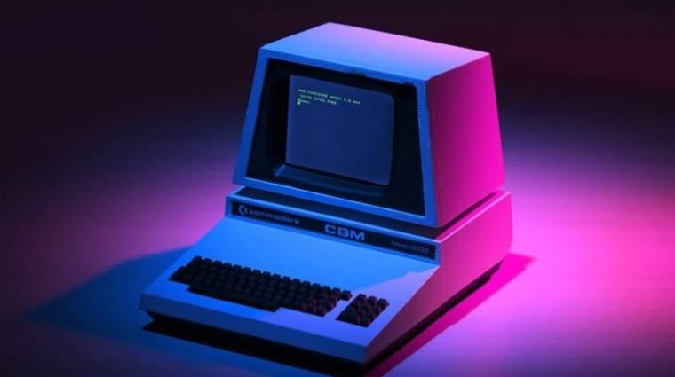 Így lesz egy Raspberry Pi gépből Commodore PET Mini kép