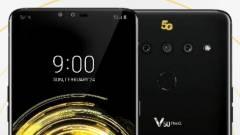 Ez lehet az LG első 5G-s mobilja kép