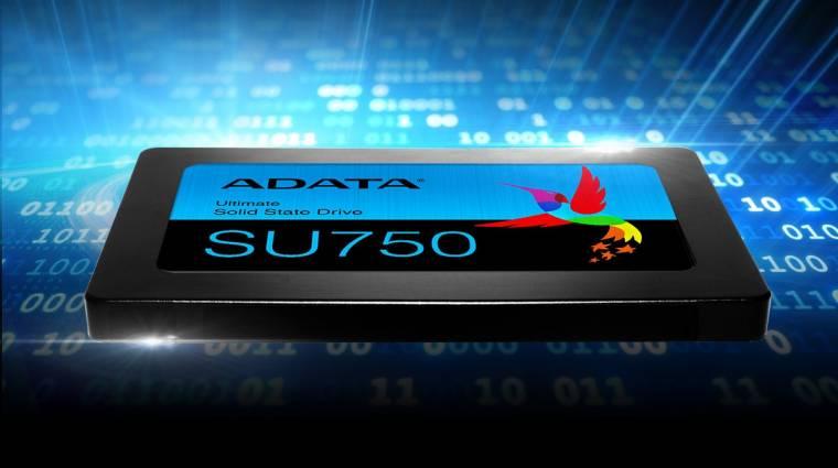 Azokhoz szólt az ADATA, akik még nem váltottak SSD-re kép